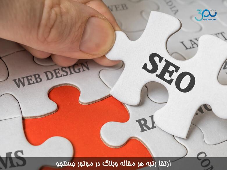 چگونه رتبه سایت یا محتوا خود را افزایش دهیم