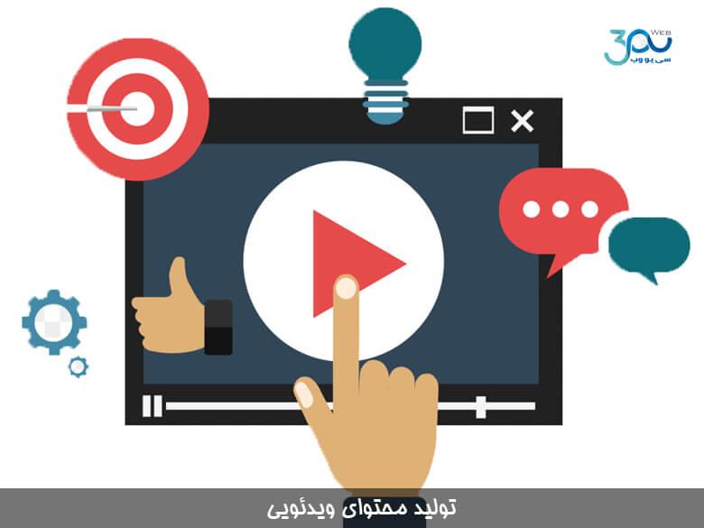 10 قانون بازاریابی ویدئویی و موفقیت در سئو