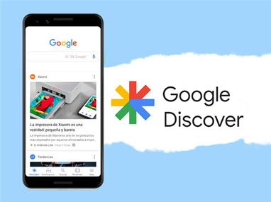 دوازده نکته مهم برای دریافت ترافیک از گوگل دیسکاور (google discover)