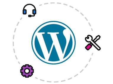 آشنایی با خدمات پشتیانی سایت های  وردپرسی